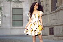 // Favorite Fashion Blogs // / Trends and classic style - These fashion bloggers stand out from the pack.