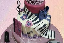 Cakes... / Decorazione torte...