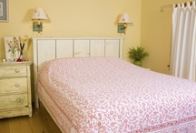 Pink Bed Sheets / Country Style Pink Bed Sheets / by Attiser