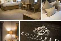Bowfield Hotel Rooms