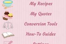 Baking business / Tips / by Elizabeth Toepfer