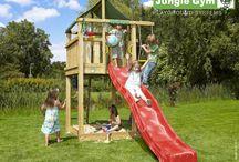 Place zabaw prywatne / Jungle Gym to rozbudowane place zabaw, cieszące się ogromnym zainteresowaniem wśród dzieci. Zapraszamy serdecznie do zapoznania się z naszą ofertą.