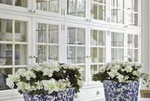 Blue and white / Classic combination & my fav