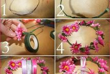 DIY headpieces