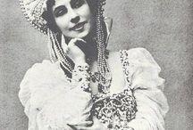 Матильда Кшесинская. Mathilde Kschessinska (31 August 1872 – 6 December 1971)