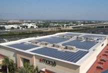 Sustainable Commercial Real Estate / #CRE solar, water, energy, reuse, efficiency, lighting, xeriscaping, green etc