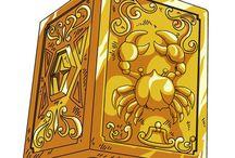 00 - Helder - Os 12 Cavaleiros de Ouro de Athena