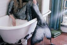 Mermaid (insta: @charli_stylist)
