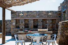 Villa in Serifos island