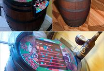 Arcade cabinet project / by Kevin Carter