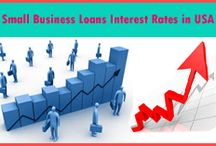 Small Business Loan Interest Rates in USA