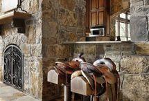 saddle stools
