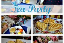 Disney Frozen Birthday Party Ideas / by Food Family & Finds | Cat Davis
