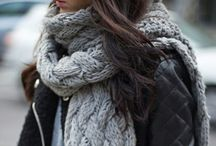 Scarves / Keep your neck warm  with one of these stylish SCARVES.