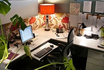 Cubicle Decor / by Madison Seaber