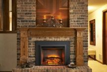 Electric Fireplaces / Electric Fireplaces available at DiscountFireplaceOutlet.com.