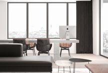 Interiors - Black & White