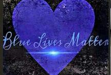 #backtheblue #bluelivesmatter