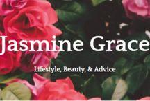Jasmine Grace @theJasmineGrace / helping you, find you. Blogger & Vlogger @theJasmineGrace