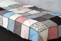 Patchwork and quilts