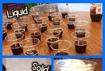 Science - States of Matter / Fun ideas for teaching science in the kindergarten classroom.  States of Matter