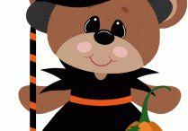 hallowen bear