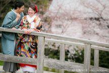 前撮り / ラヴィファクトリー福岡店 前撮り 写真 結婚式 花嫁準備