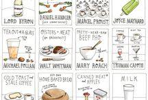 Food Illus+* / by Daria B. Robbins