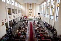 klasztor w Katowicach