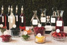 Wedding cocktails ideas