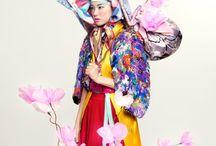 tiding of spring / Tiding of Spring / Vogue Girl Korea / April 2011 Editor: 류미영 Photographer: 강혱훤 Model: 이승미