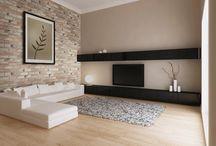 Obýváčky