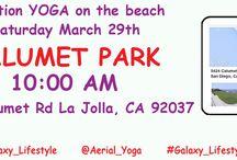 Aerial Yoga / Aerial Yoga #silks #everydamndayyoga #hammocks #aerialYoga @aerial_yoga @galaxy_lifestyle #yoga #tndo #spring #igers