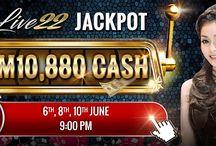 Live22 Jackpot Lucky Draw