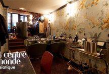 My favorite places in Paris to eat/drink  / Mes  restaurants préférés à Paris / World food, french food