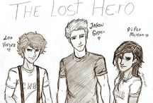percy jackson / by Kelsey Foster