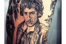 Bob Dylan Tattoos