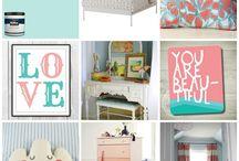 Addison bedroom ideas / by Leslie Hartman