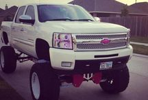 Silly boys trucks are for girls ;) / by Tera Brogan