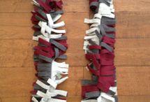 Costura - Bufandas , Fulares. . . . .
