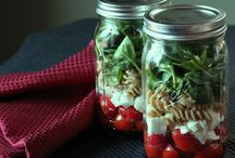 Make Ahead Lunches