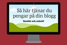 Bloggande och entreprenörsskap / Artiklar om bloggande och entreprenörsskap över internet.