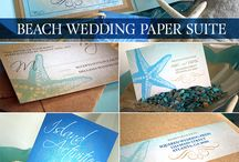 wedding -beach theme