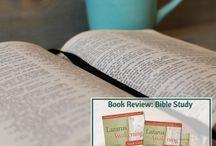 Bible Study Book Reviews