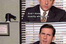 The people person's paper people / Welcome to Dunder Mifflin.  Management school of Michel scott