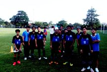 On Thursday the REPS U15 football team hosted a football match against ISE.