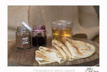 Culinaire Sucré / Mes réalisations photographiques dans le domaine du culinaire sucré.