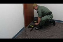 Barracuda / The Barracuda™ Intruder Defense System is helping keep classrooms and public buildings safe in the event of an active shooter situation.  The Barracuda™ is a security device that can be installed in a matter of seconds in emergency situations to protect occupants against building intruders.