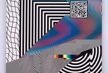 Hookedblog's felipe pantone Board / The work of artist felipe pantone