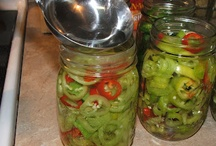 pickles/canning